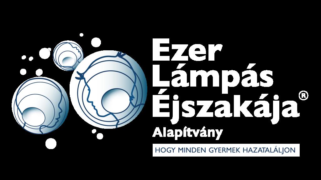Ezer Lámpás Alapítvány logó