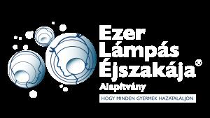 Ezer Lámpás Éjszakája Alapítvány logó