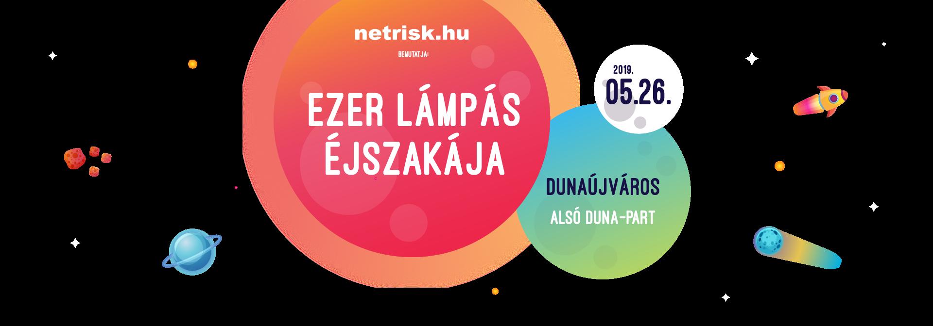 Ezer Lámpás Éjszakája Dunaújváros