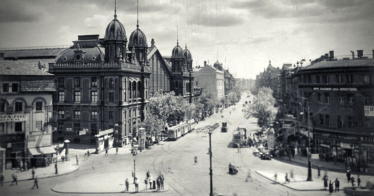 Évszázados eltűnések - Budapest